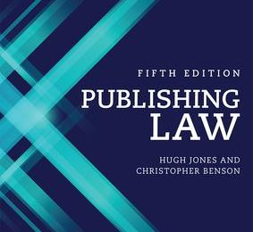 Cover of Jones and Benson, Publishing Law
