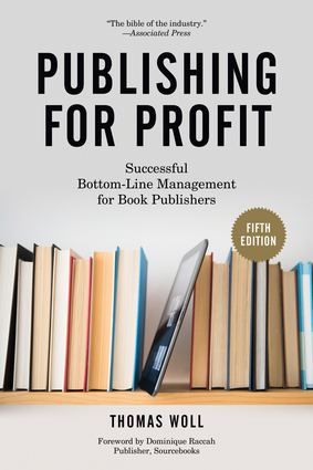 Cover of Woll, Publishing for Profit