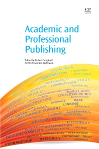 Cover of Campbell, Academic and Professional Publishing